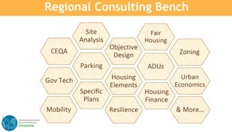 Regional Consulting Bench