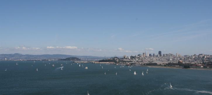 Photo of San Francisco Estuary