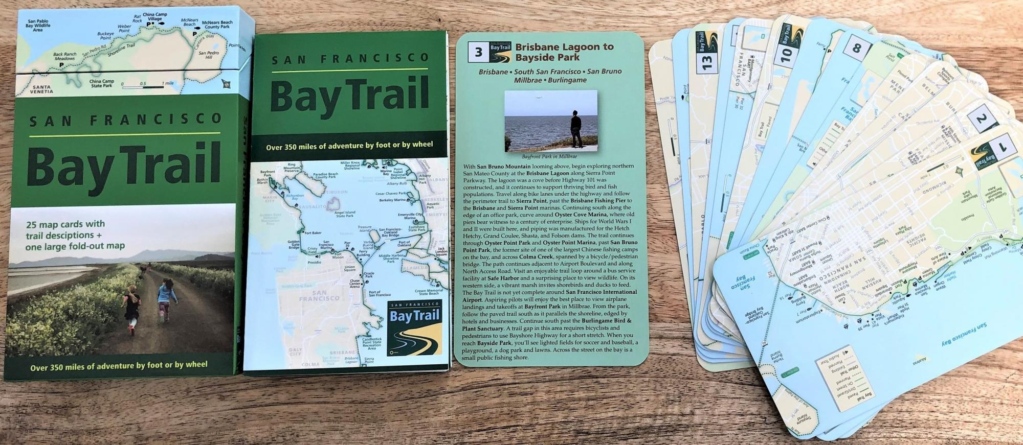 Bay Trail Maps