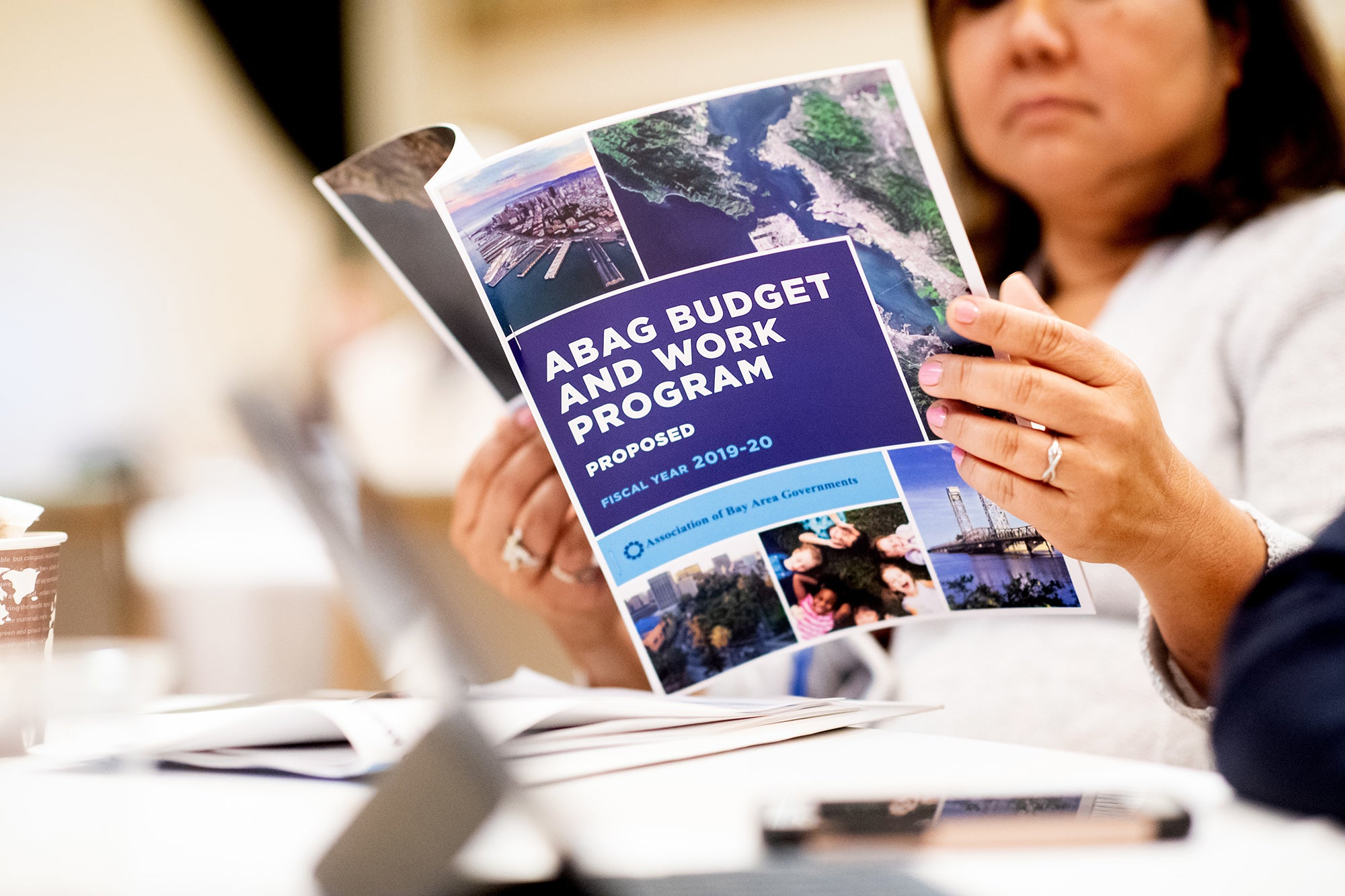 ABAG Budget and Work Program