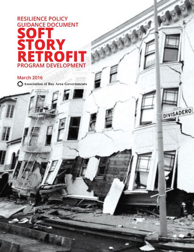 Soft Story Retrofit Cover