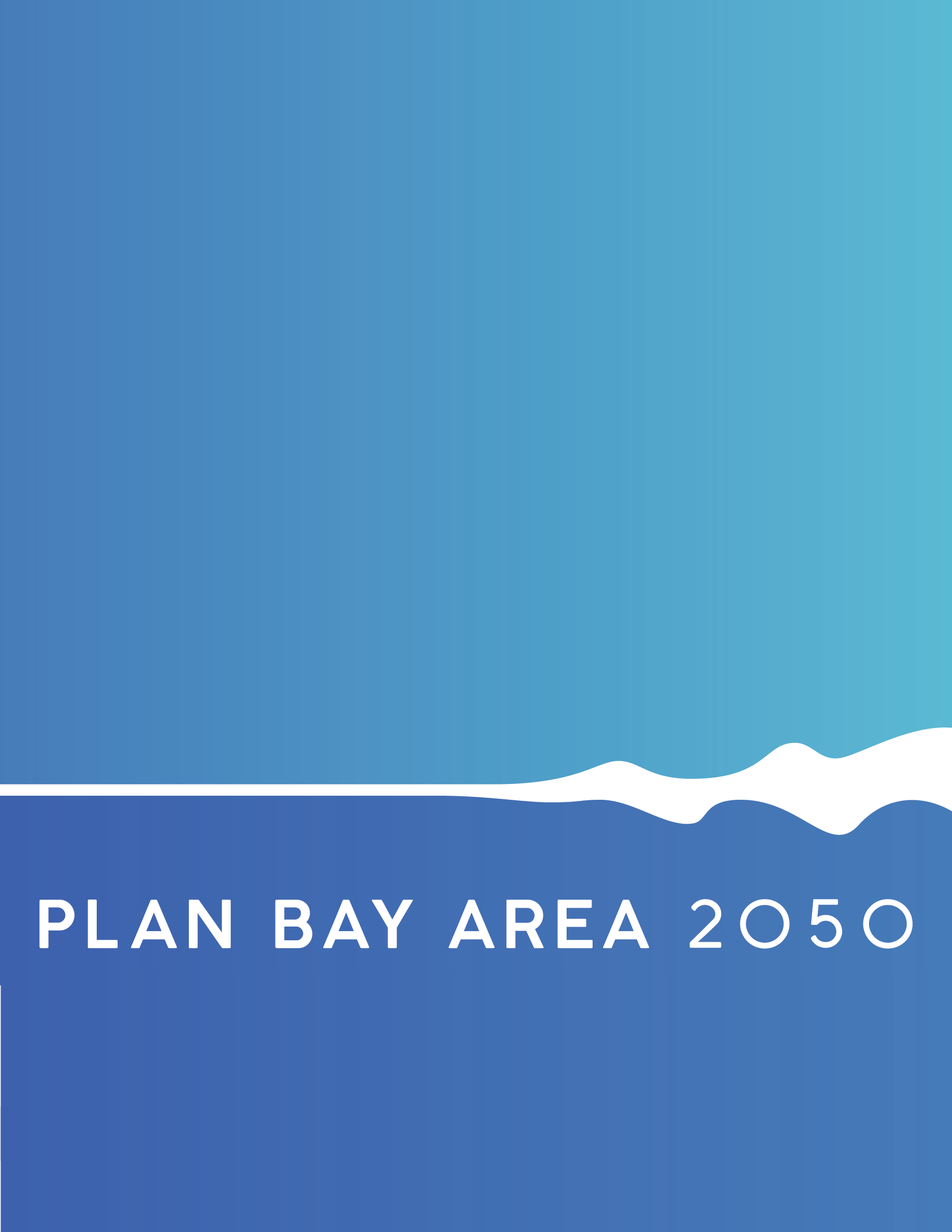 Plan Bay Area 2050 Cover