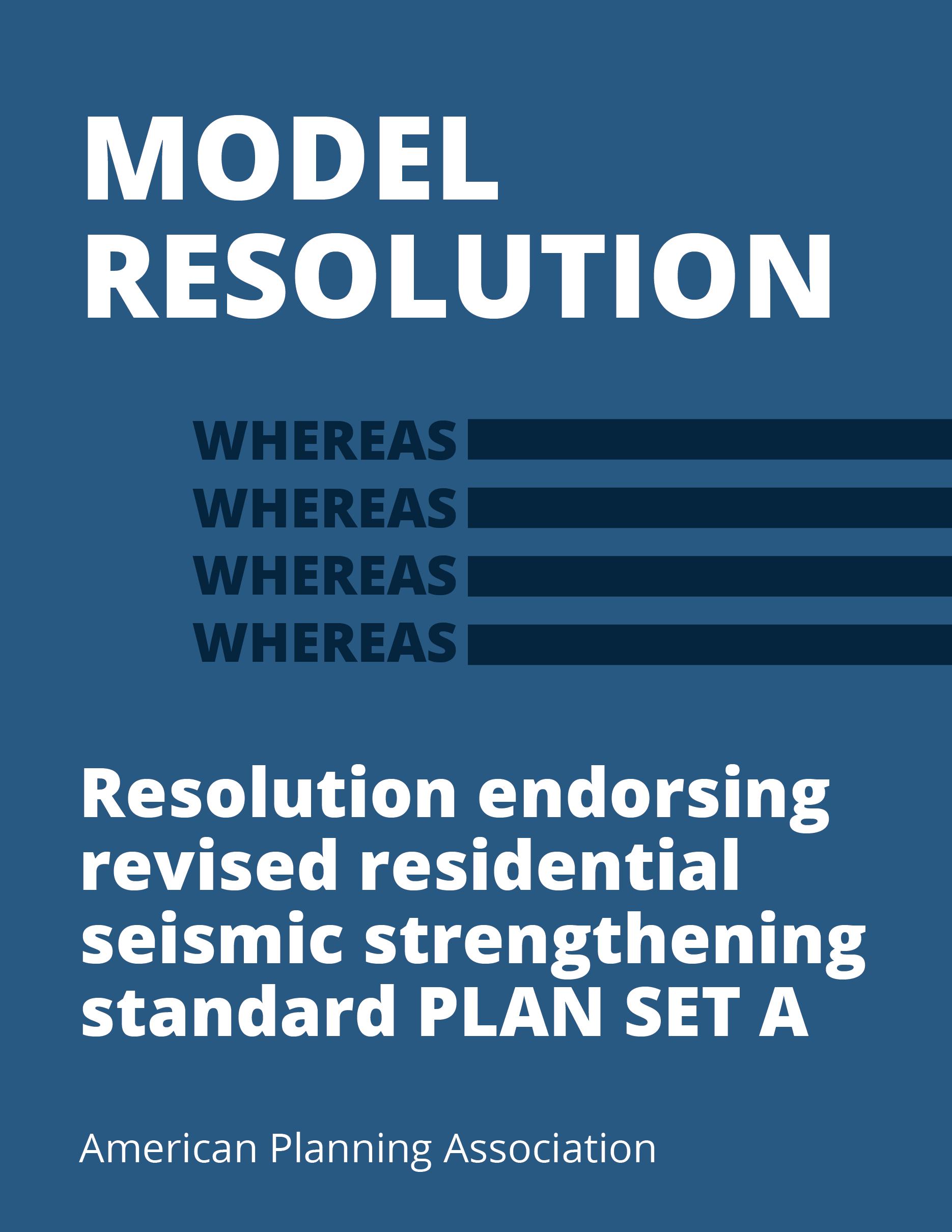 Model Resolution for Crawl Space Retrofit Cover