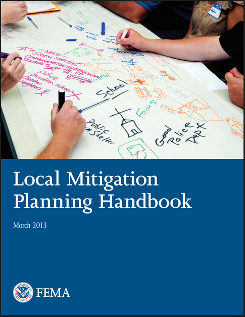 FEMA Local Mitigation Planning Handbook Cover