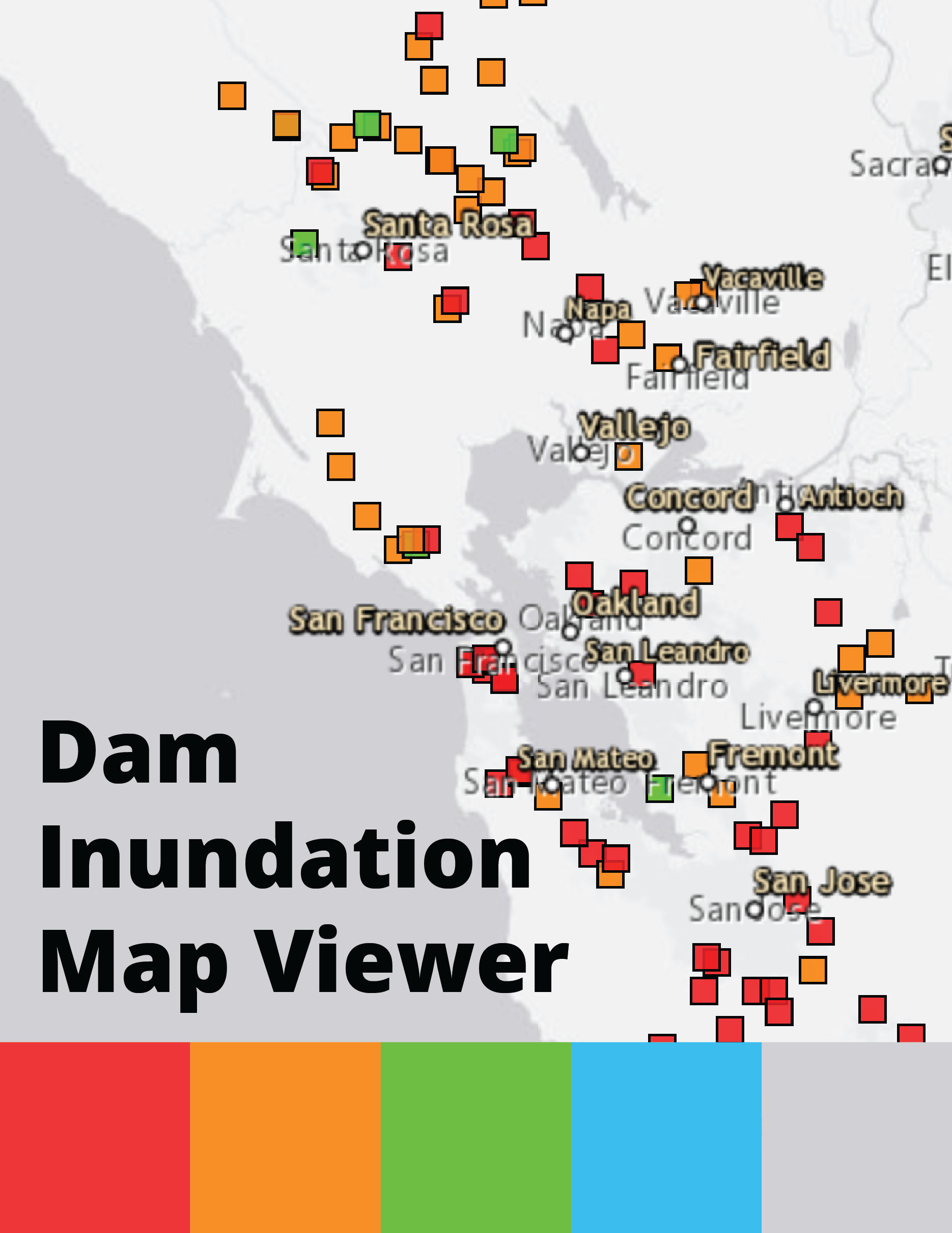 Dam Inundation Map Viewer