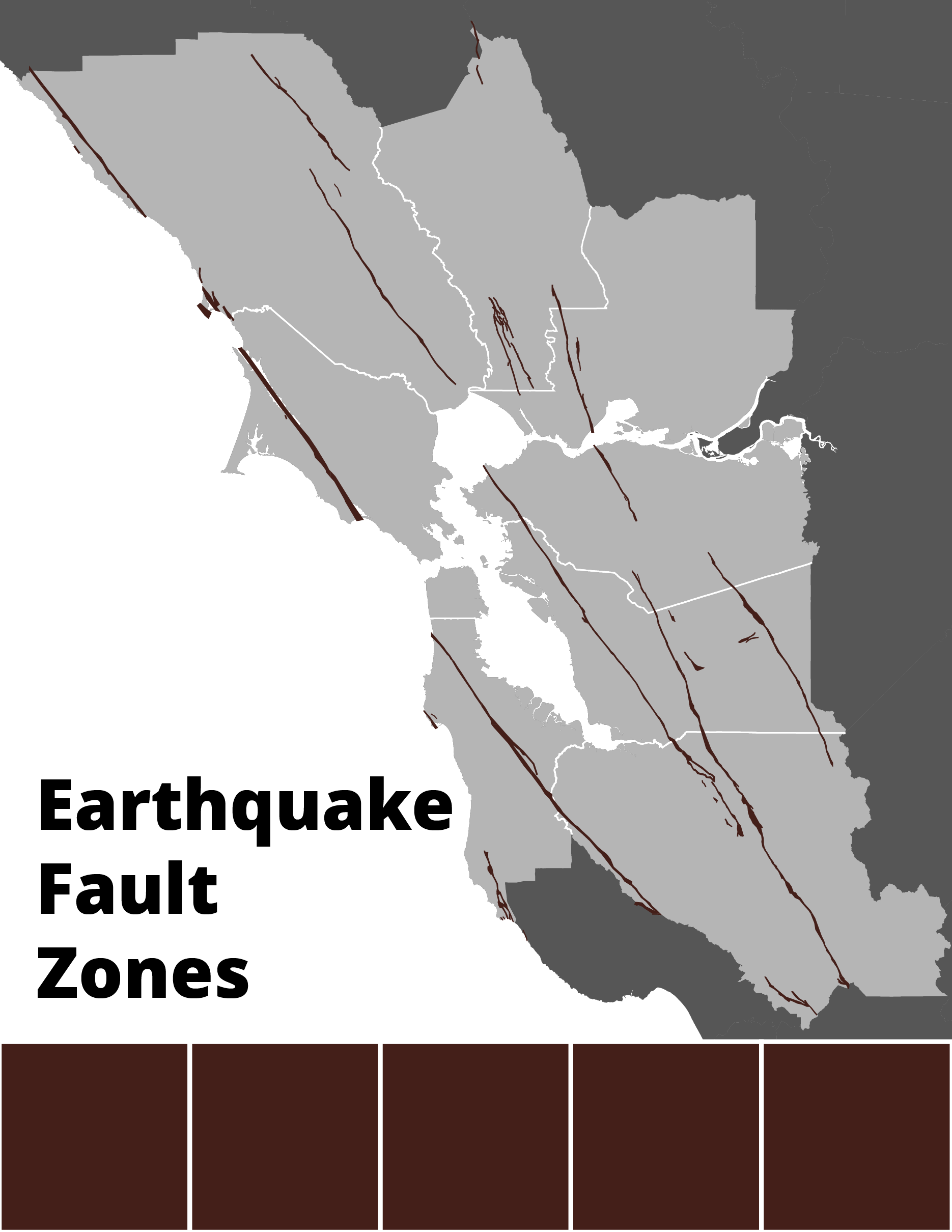 Earthquake Fault Zones