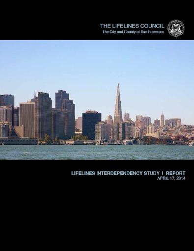 Lifelines Interdependency Study Cover