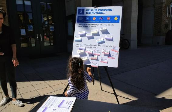 A young Redwood City resident shares her thoughts on what the Bay Area should look like in 2050.