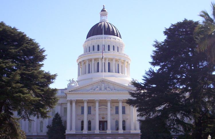 image of Capitol Building in Sacramento